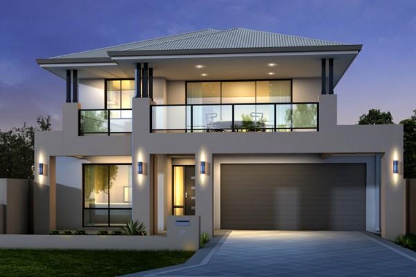 Új családi ház építése Generálkivitelezés Tapolca épitőipari cégek Tapolca