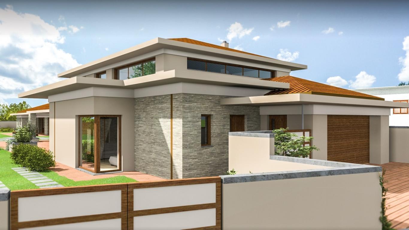 Új családi ház építése Generálkivitelezés Balatonszemes épitőipari cégek Balatonszemes